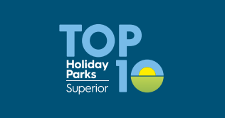 Kauri Coast TOP 10 Holiday Park logo